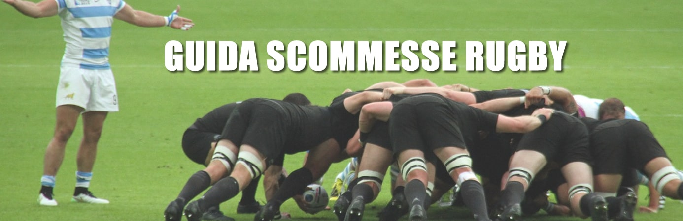 come scommettere sul rugby